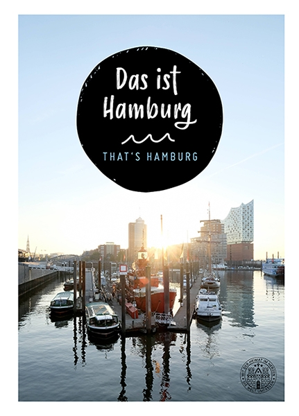 Das ist Hamburg. That´s Hamburg