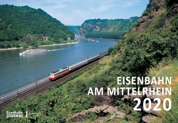 Eisenbahn am Mittelrhein 2020
